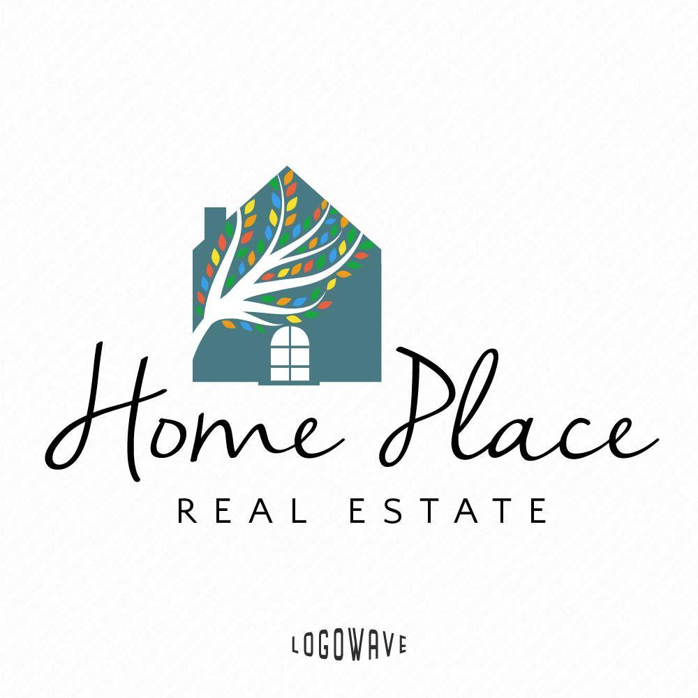 Home Estate Logo. Realtor Logo Design. Real Estate Logo. Rental Home ...