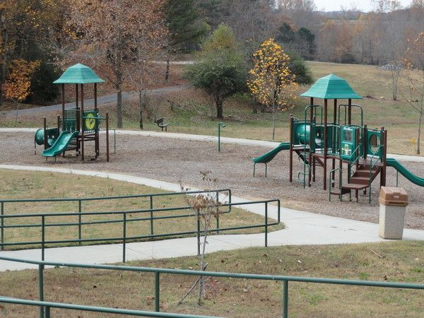 Located A Short Distance From Dacula City Hall The 17 Acre Maple Creek Park Features A Playground Area Walking Tr Playground Areas Maple Creek Walking Trails