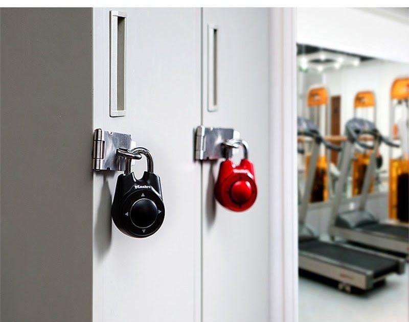 Buy Online Master Lock Portable Assorted Colors Gym School Health Club Combination Password Directional Padlock Locker Door L School Health Health Club Lockers
