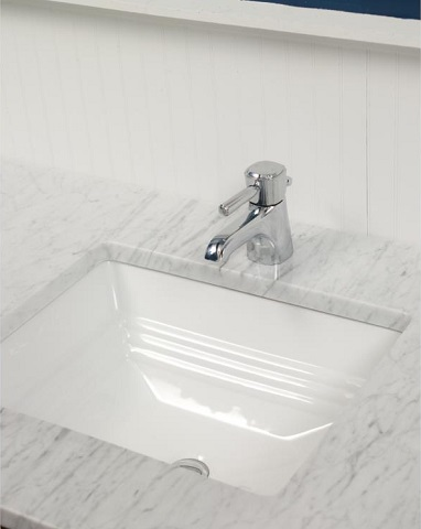 Why Low Profile Undermount Sinks Are In And Vessel Sinks Are
