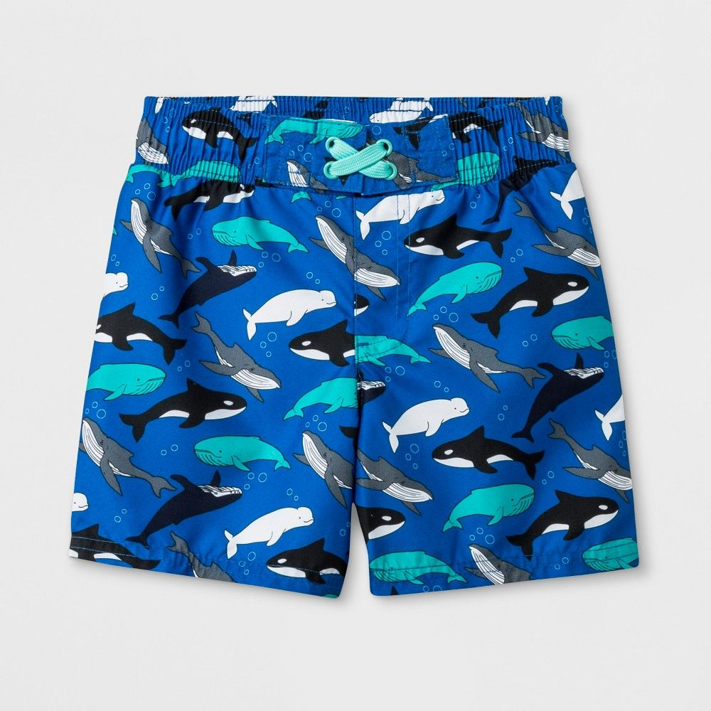 NWT Toddler Beach Outfit 3T Swim Shorts and Top Baby Shark Adorable Beach