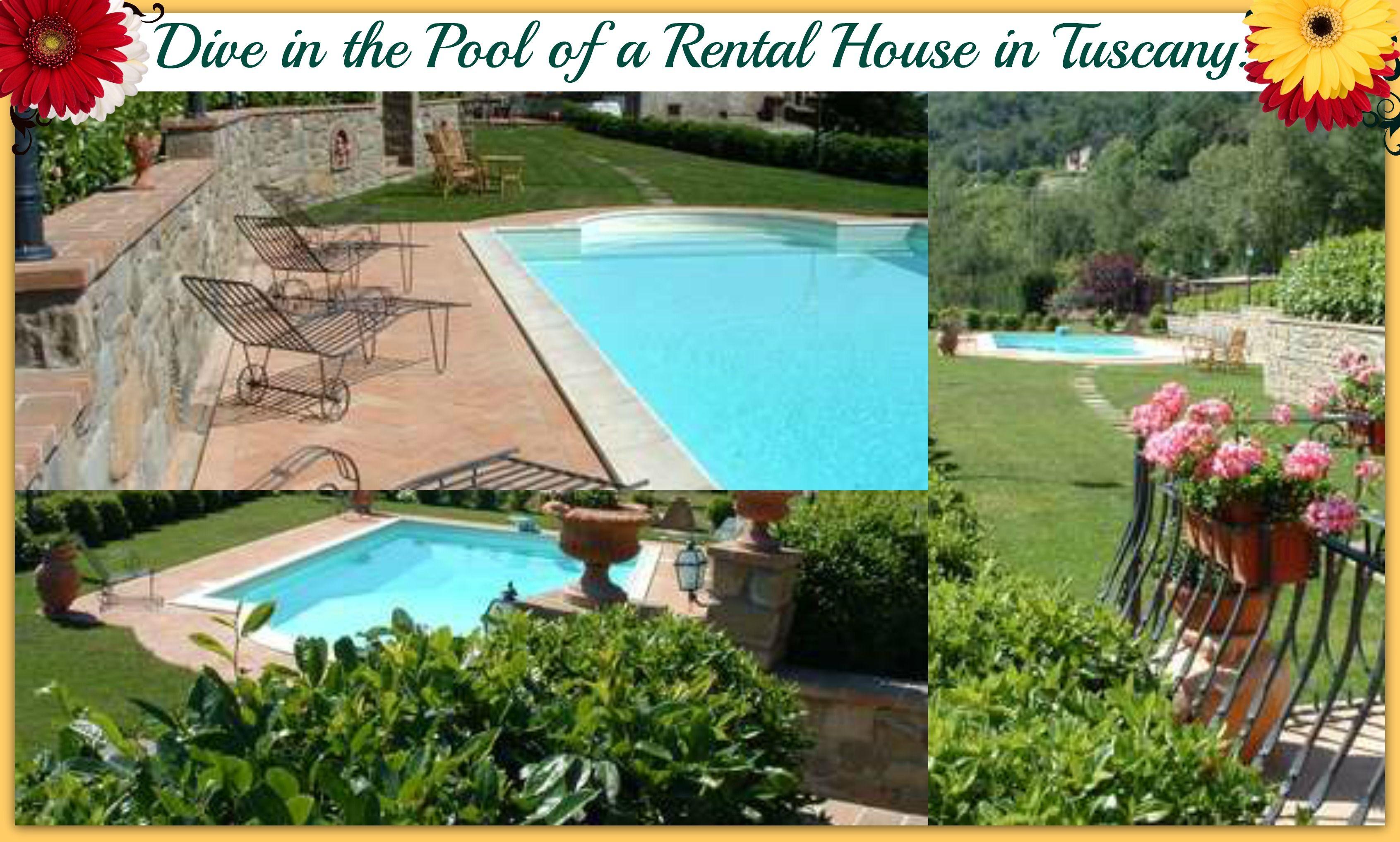 Holidays Casa Ivan Rental in Cortona #Tuscany From Villas-Italy  #Holidays