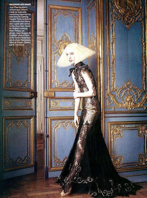 David Sims #Vogue #September #DavidSims #2007