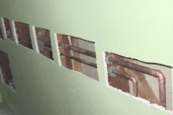 What Is Causing My Plumbing Pipes To Vibrate Plumbing Plumbing Pipes Pipes