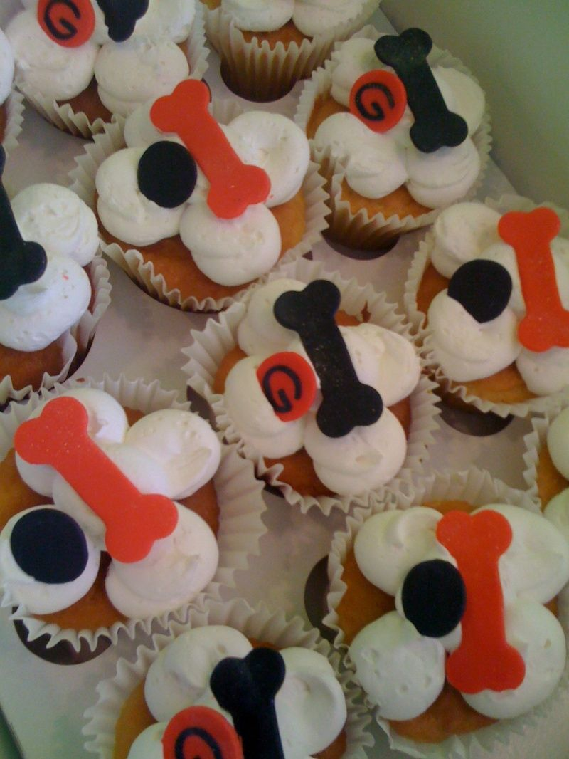 georgia bulldog cupcakes uga cupcakes uga pinterest tailgating recipes 870