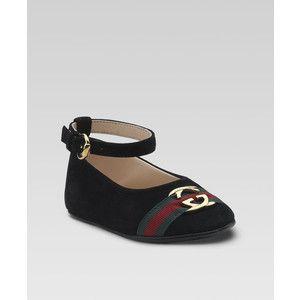 913a6d596b0a Gucci baby shoe- Leslie