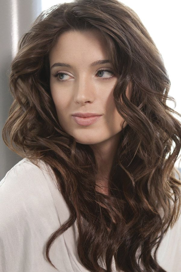 Hollywood Locken Bilder Hair Style Frisur Lange Haare Locken