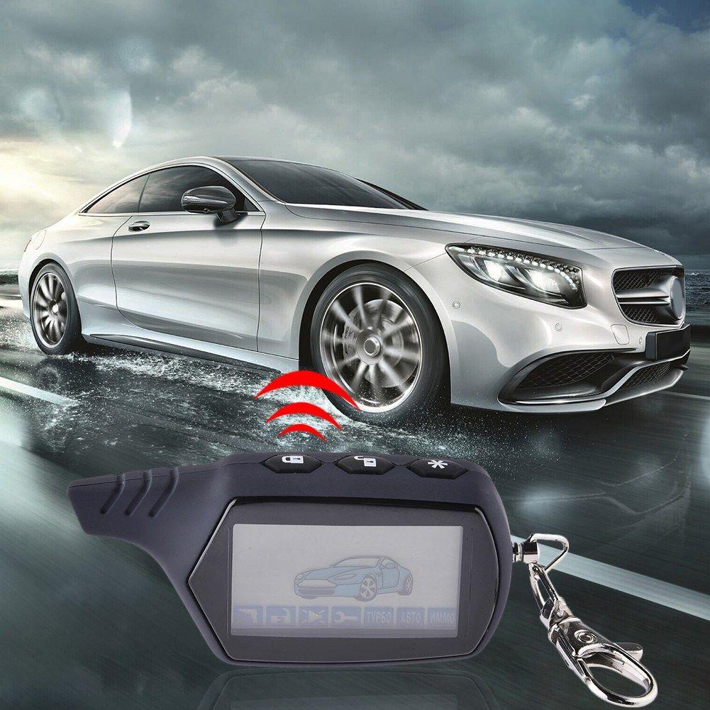 Anti Theft System Car >> Car Anti Theft System 2 Way Car Alarm Remote Control For A61
