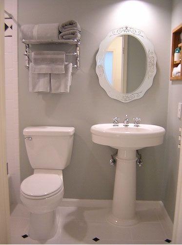 baños pequeños - Buscar con Google Ideas para el hogar Pinterest