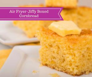 Air Fryer-Baked Goods | Jiffy cornbread recipes, Corn ...