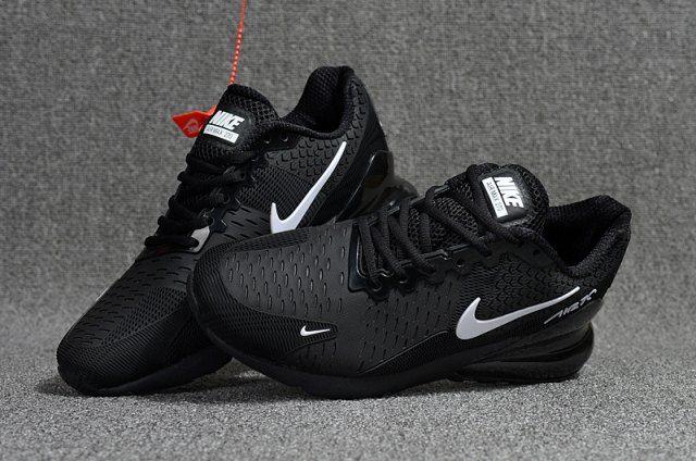 nice cheap where can i buy high quality Nike Air Max Flair 270 KPU Black/White Men's Running Shoes ...