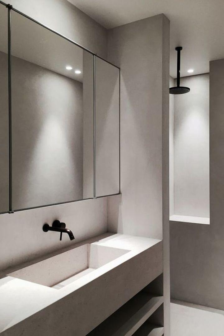 Minimalist Bathroom Organization Cleanses