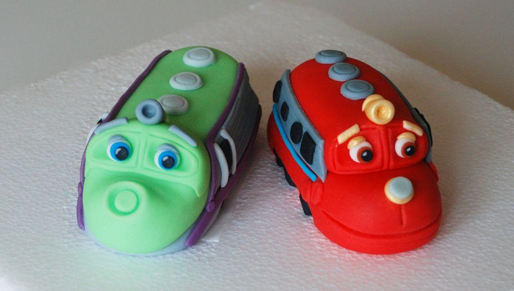chuggington cake topper Chuggington cake Chuggington birthday