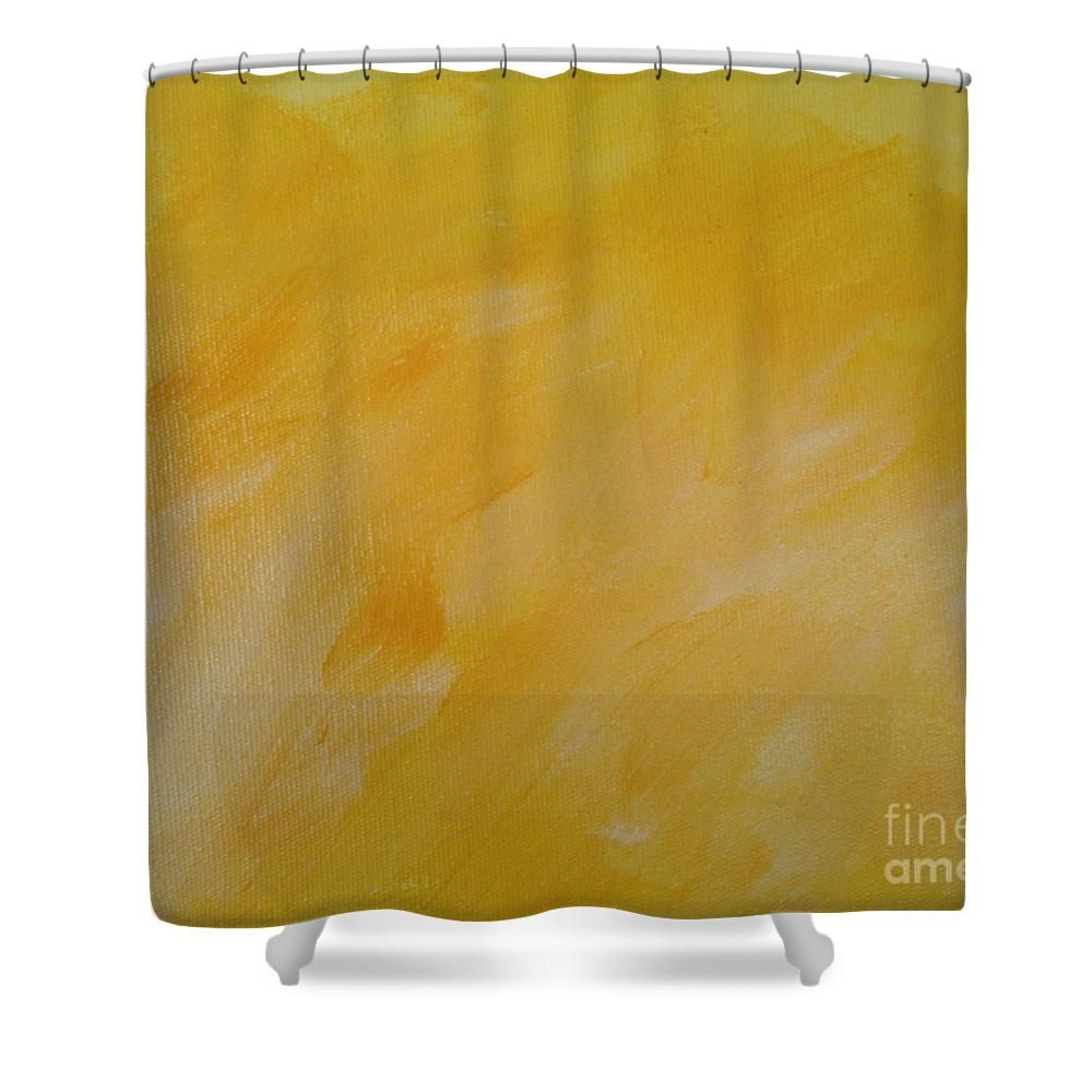 Attractive Sunshine Shower Curtain By Lynn Tolson