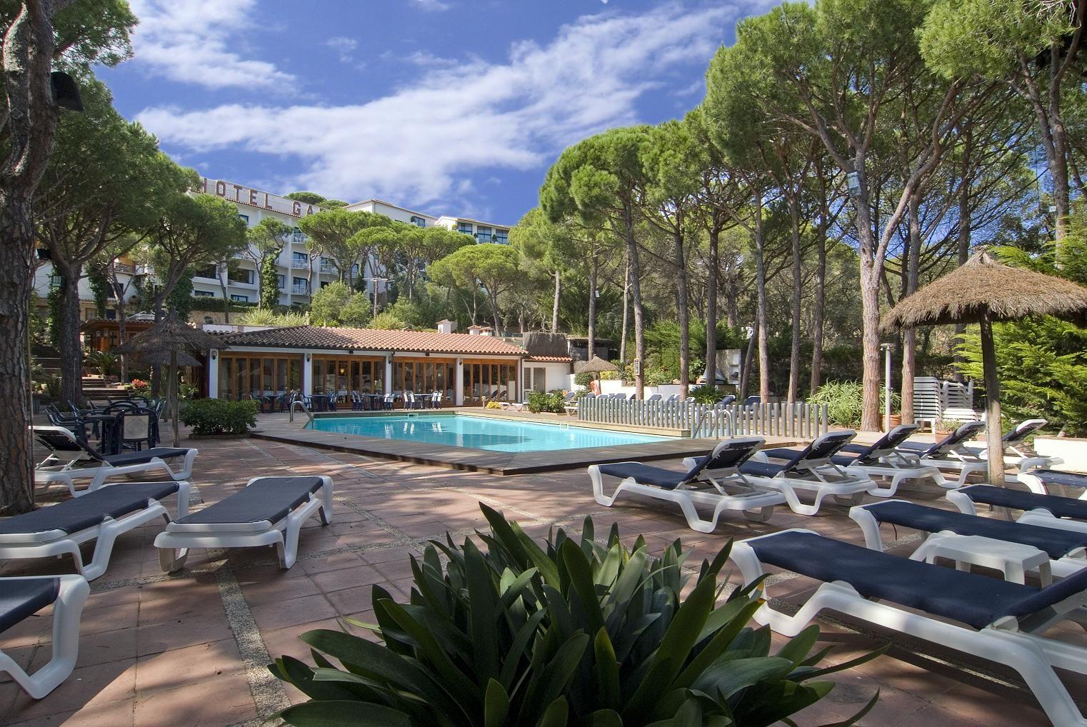 Hotel Garbi, Calella de Palafrugell, Costa Brava Hoteles