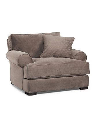 Best Big Comfy Chair Would Love In A Cute Grey Yellow Pattern 640 x 480
