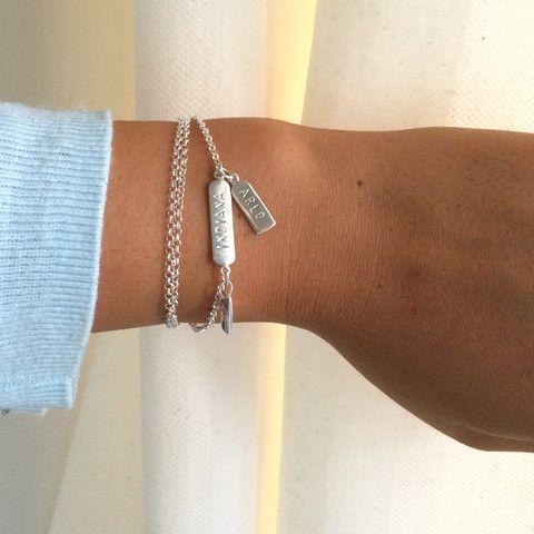 River Wrap Bracelet | 3 x wrap – lindencookdesign