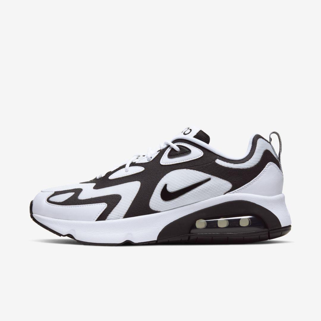 Nike Air Max 200 Men's Shoe (White) | Nike air max, Nike