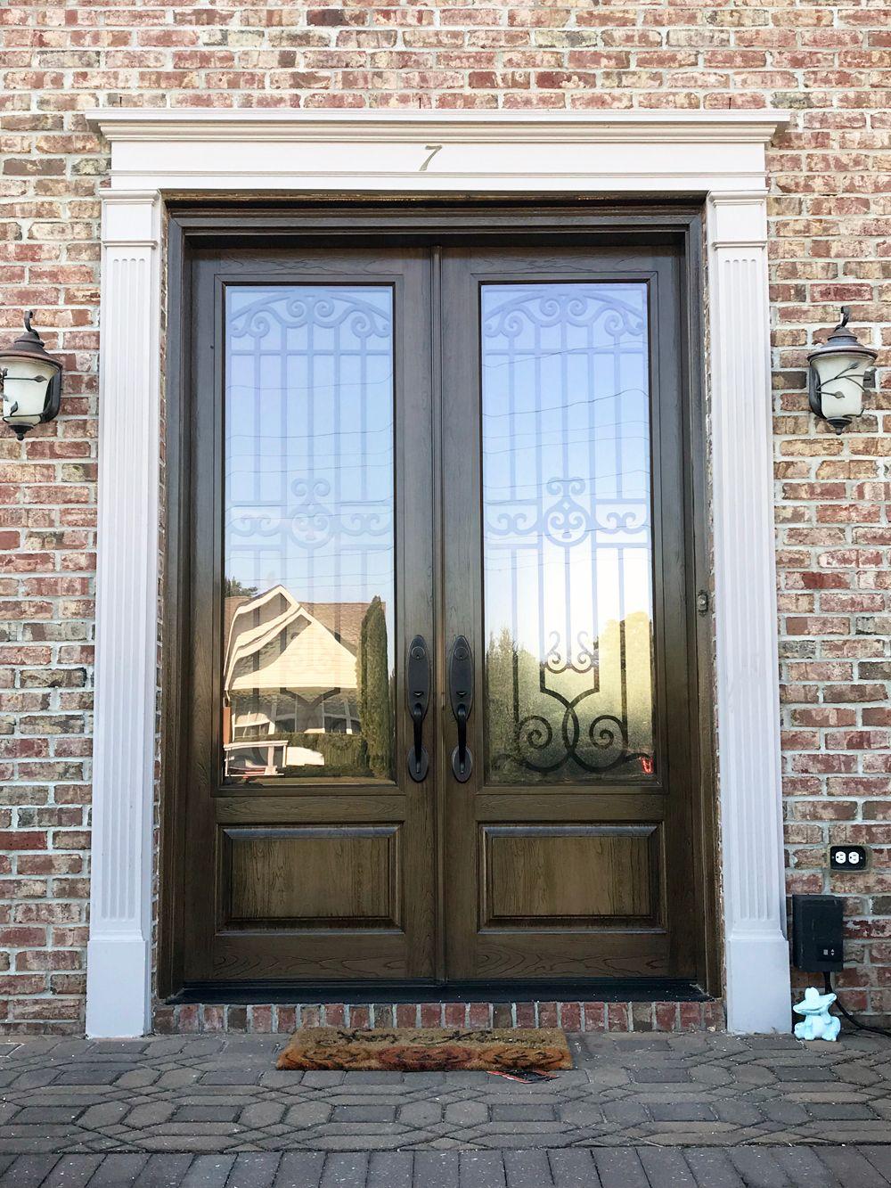 Hme 274 Fiberglass Entry Doors Fire Rated Doors
