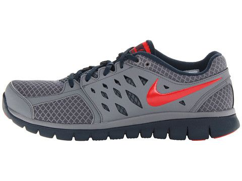 Nike Flex 2013 Run Black Anthracite White Metallic Silver cc681513c30c