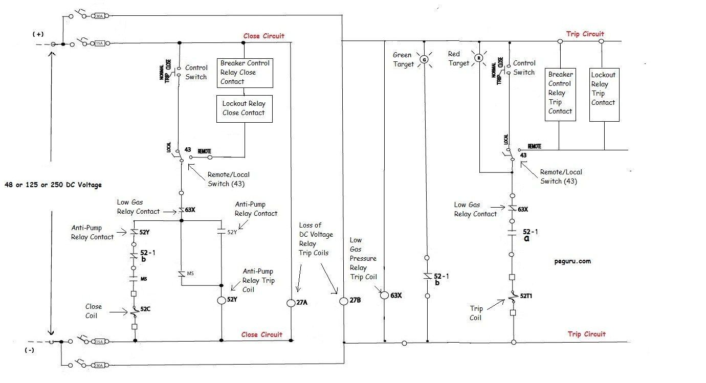 19 Stunning Circuit Breaker Wiring Diagram Systems Engineering Circuit Circuit Diagram