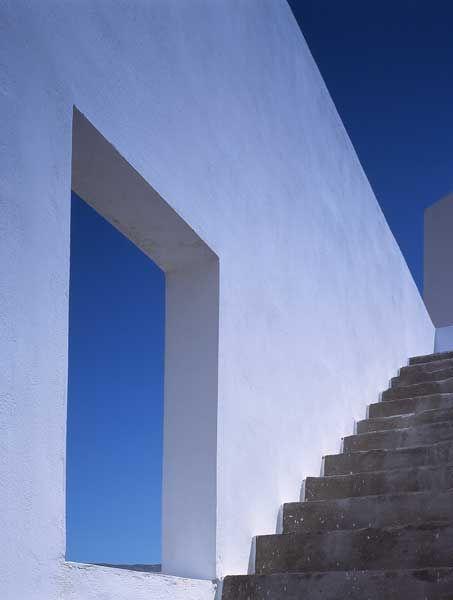 villa milos, bp architectures, vacation house, greece ...