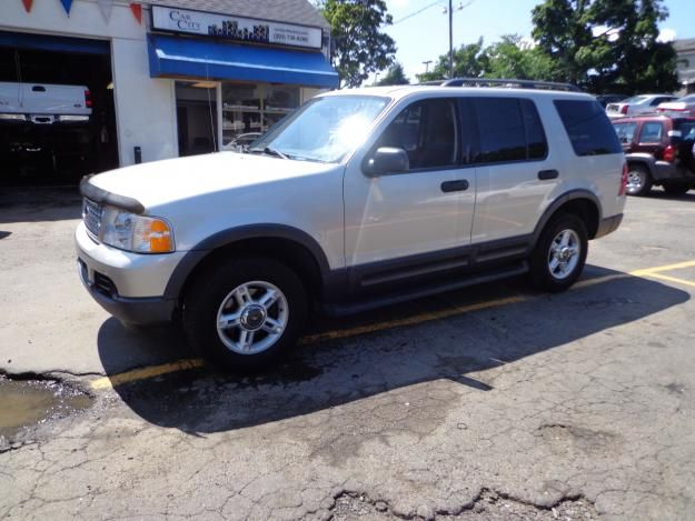 Check out this 2003 Ford Explorer XLT Only 98k miles. Guaranteed Credit Approval or the vehicle is free!!! Call us: (203) 730-9296 for an EZ Approval.$8,495.00.