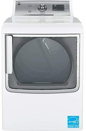 Ge Appliances 7 8 Cu Ft Gas Dryer With Aluminized Alloy Drum With Images Laundry Room Storage Shelves Electric Dryers Laundry Room Storage