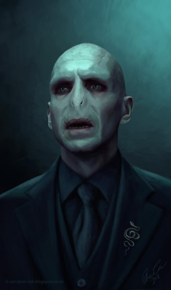 Artstation Thomas Dorian Terkelsen Harry Potter Death Harry Potter Pictures Harry Potter Voldemort