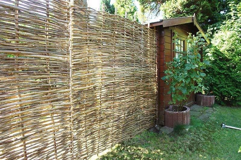 34 Elegant Naturlicher Sichtschutz Garten Garten Gallerie Ideen
