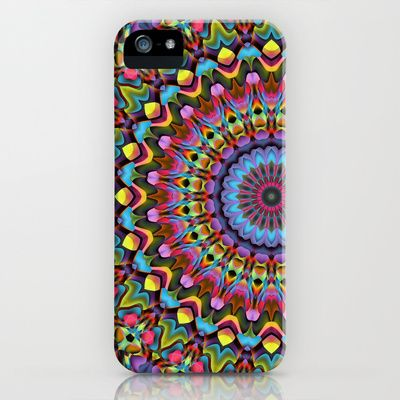 The Psychedelic Days iPhone & iPod Case by Lyle Hatch - $35.00