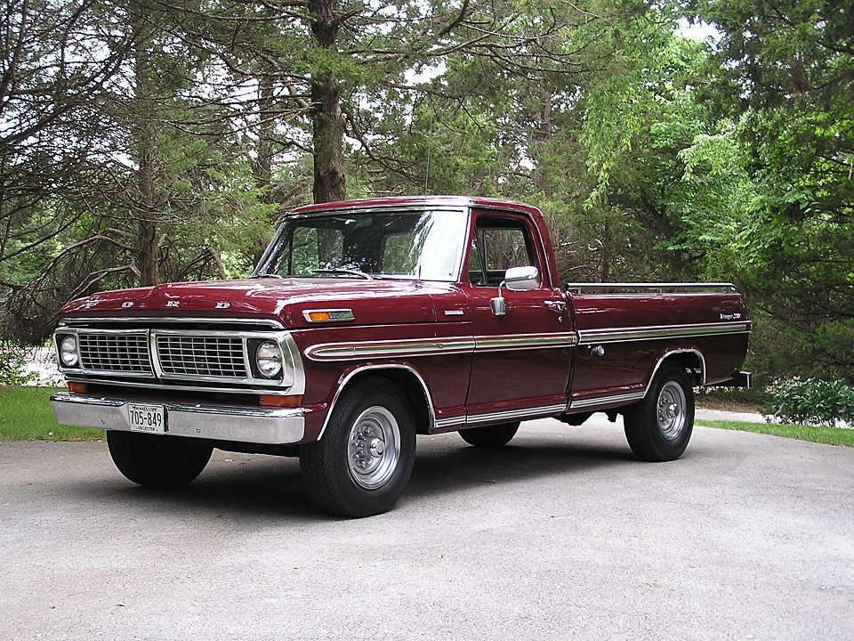 1970 ford f250 2wd regular cab for sale near springfield
