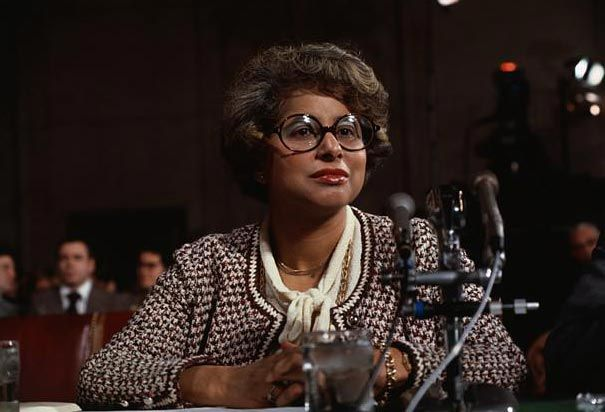 Celebrate Black History Month Patricia Roberts Harris Hud Secretary 1977 1979 1st African A Today In Black History African American History African American
