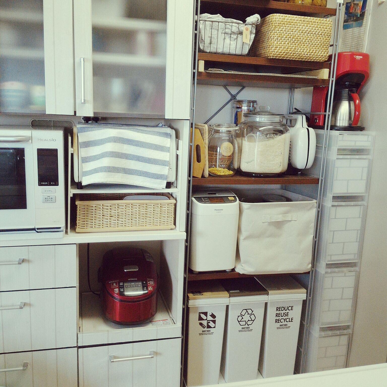キッチン マンションインテリア マンション暮らし こどもと暮らす