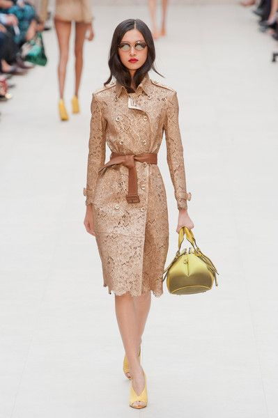 #Burberry Prorsum Spring 2013  Enter to win tickets to the 2014 #Grammys at http://www.DivaMall.tv