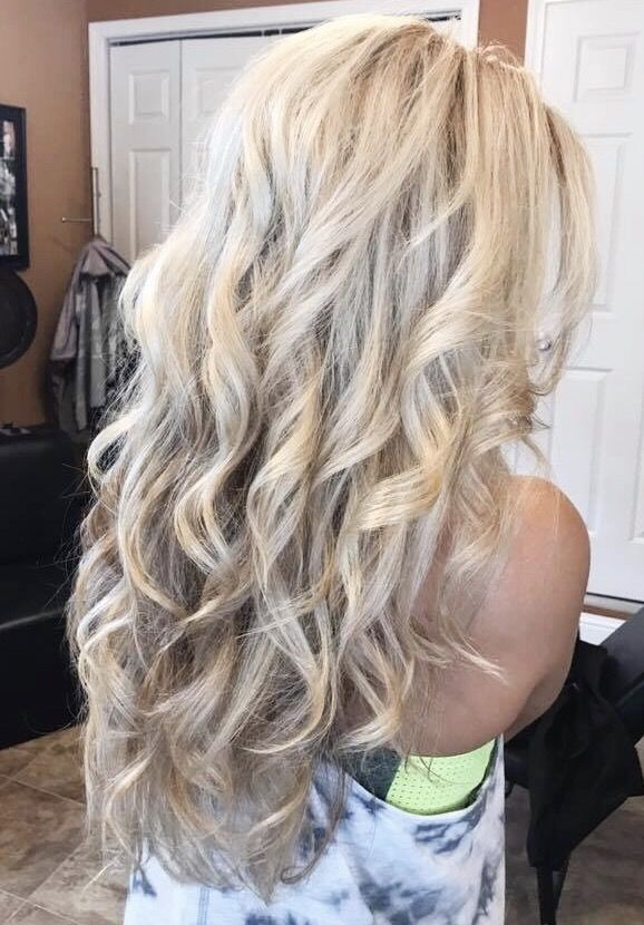 Blonde Highlight And Low Lights Combo For Fall Instagram