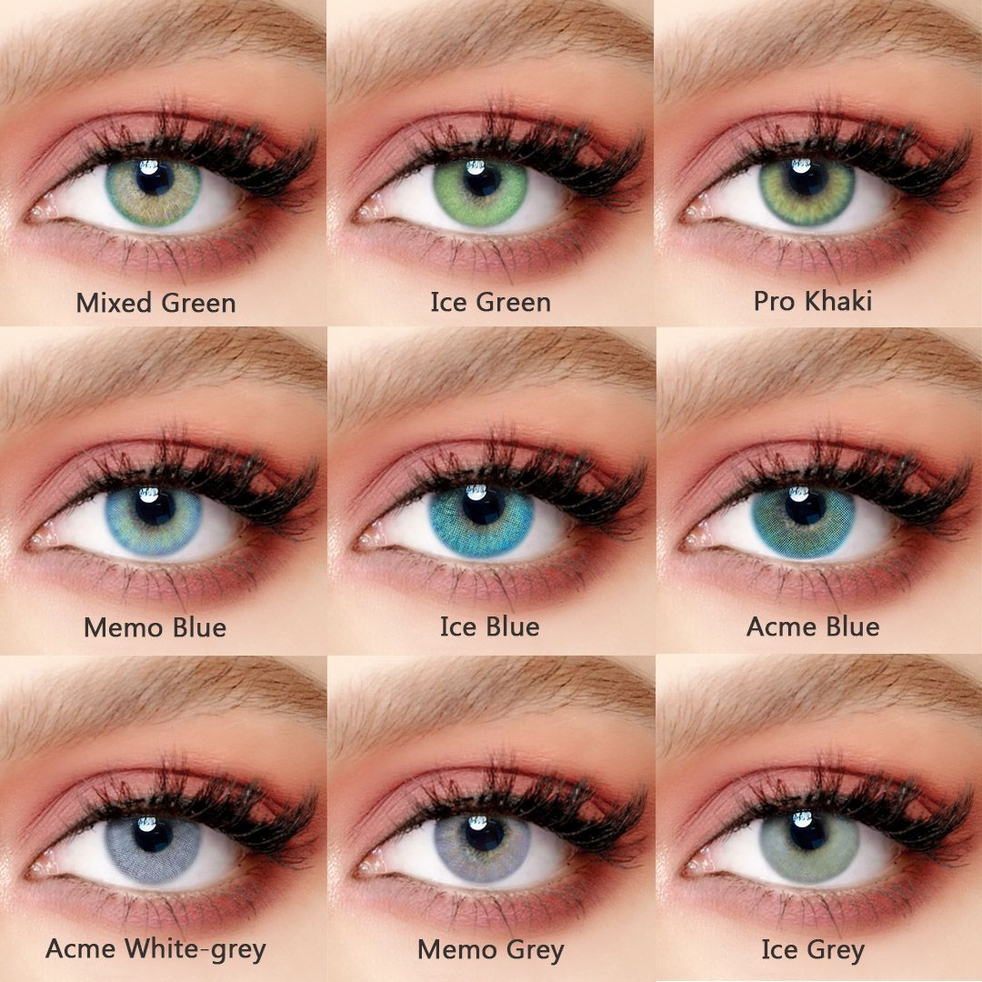 Different Eyelooks Collections Which One Ones Do You Like