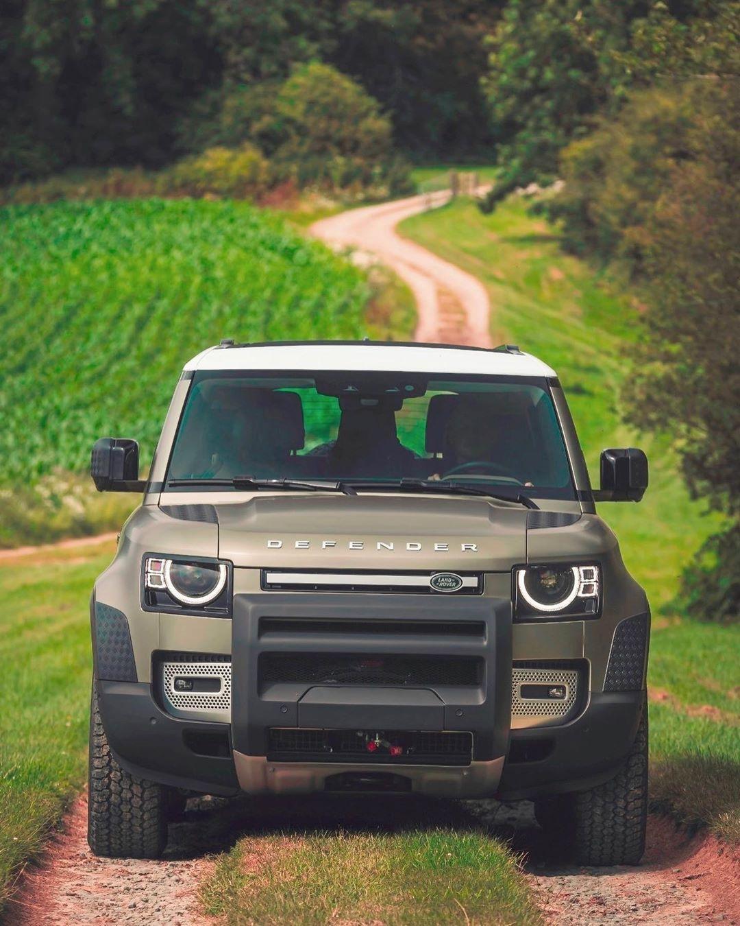 Land Rover Defender 2020 On Instagram What Size Wheels Should