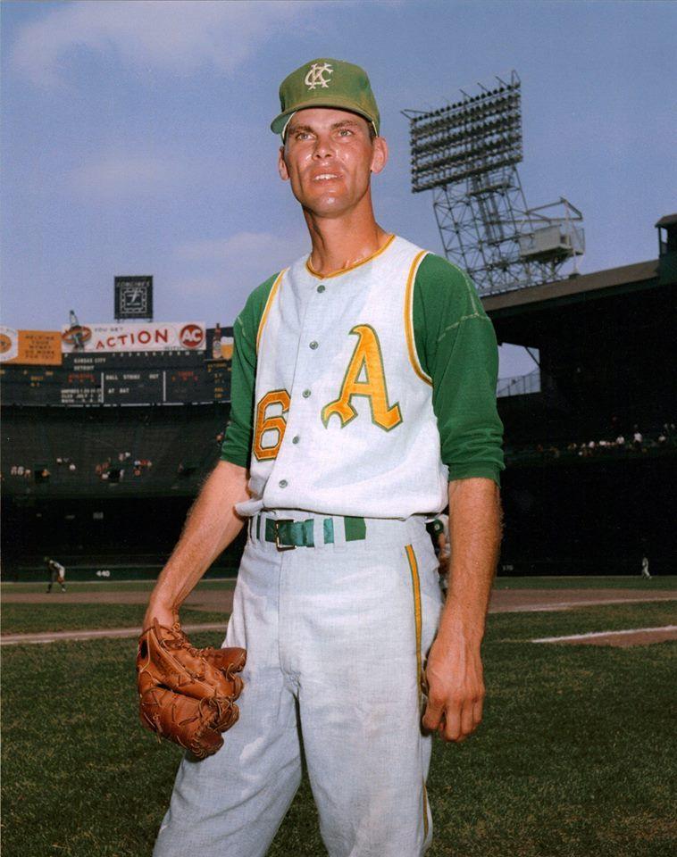"Pitcher Joe Grzenda, ""Shaky Joe"" Oakland athletics"