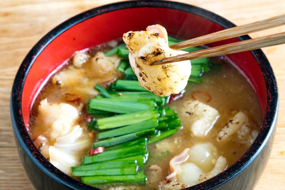 自宅で絶品すぎるモツ鍋を作るための ある方法 とは レシピ 料理