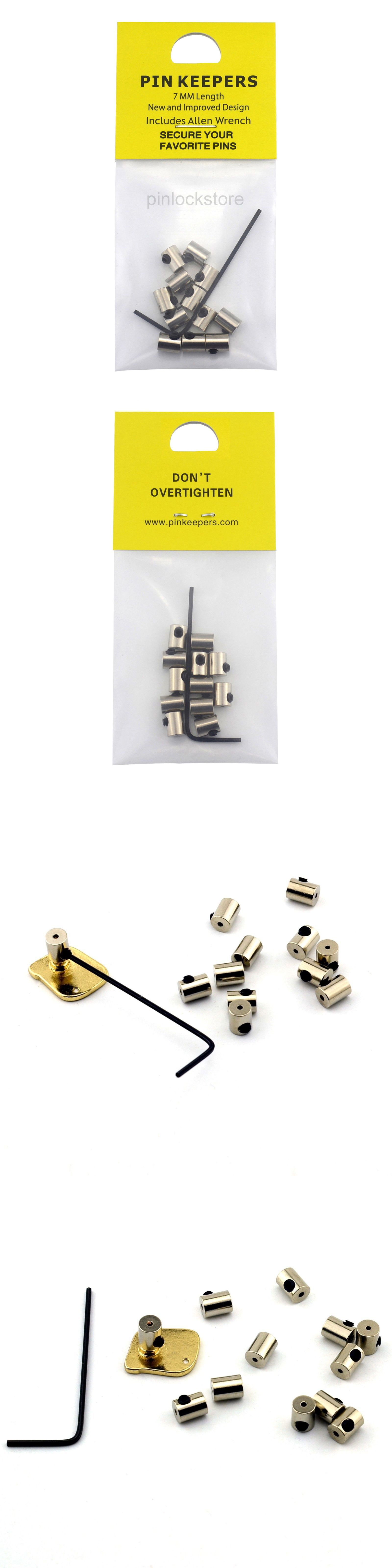 Pin Backs and Brooch Components 150048: New Design 7Mm