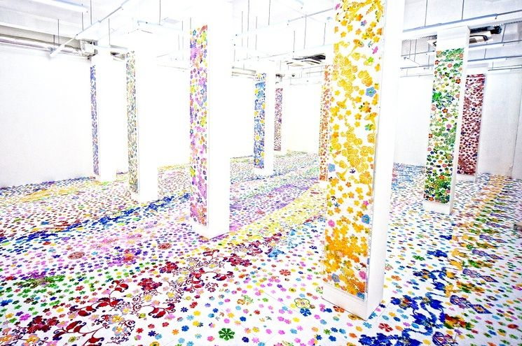 Shinji Ohmaki Net ファインアート キッズコーナー アート作品
