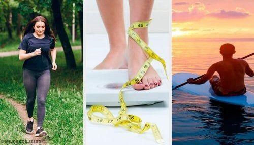 Skuteczne ćwiczenia aby schudnąć