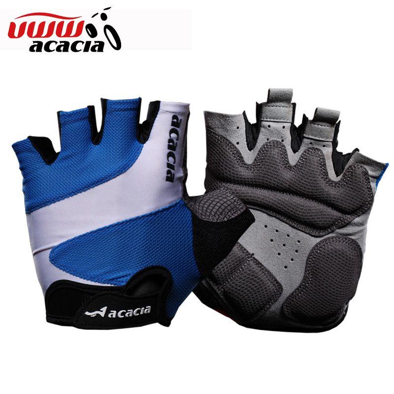 Acacia Half Finger Motorcycle Gloves Fitness Sport Bike