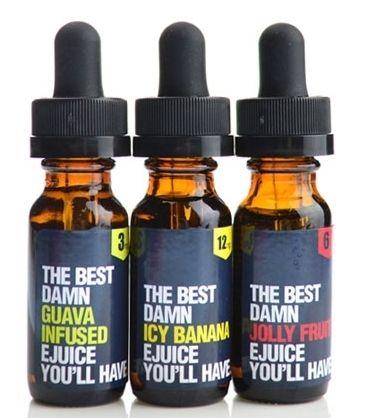 Best Damn Ejuice - Ejuice - Vape Vine Online - Vape Juice and Vape Supplies