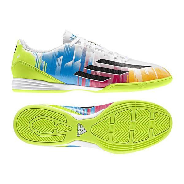 Sepatu Futsal Adidas F5 In Messi Wc M19929 Dibuat Dari Bahan
