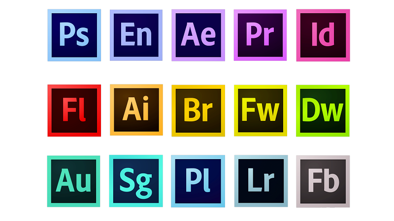Adobe Creative Cloud apps Adobe software, Adobe, Home
