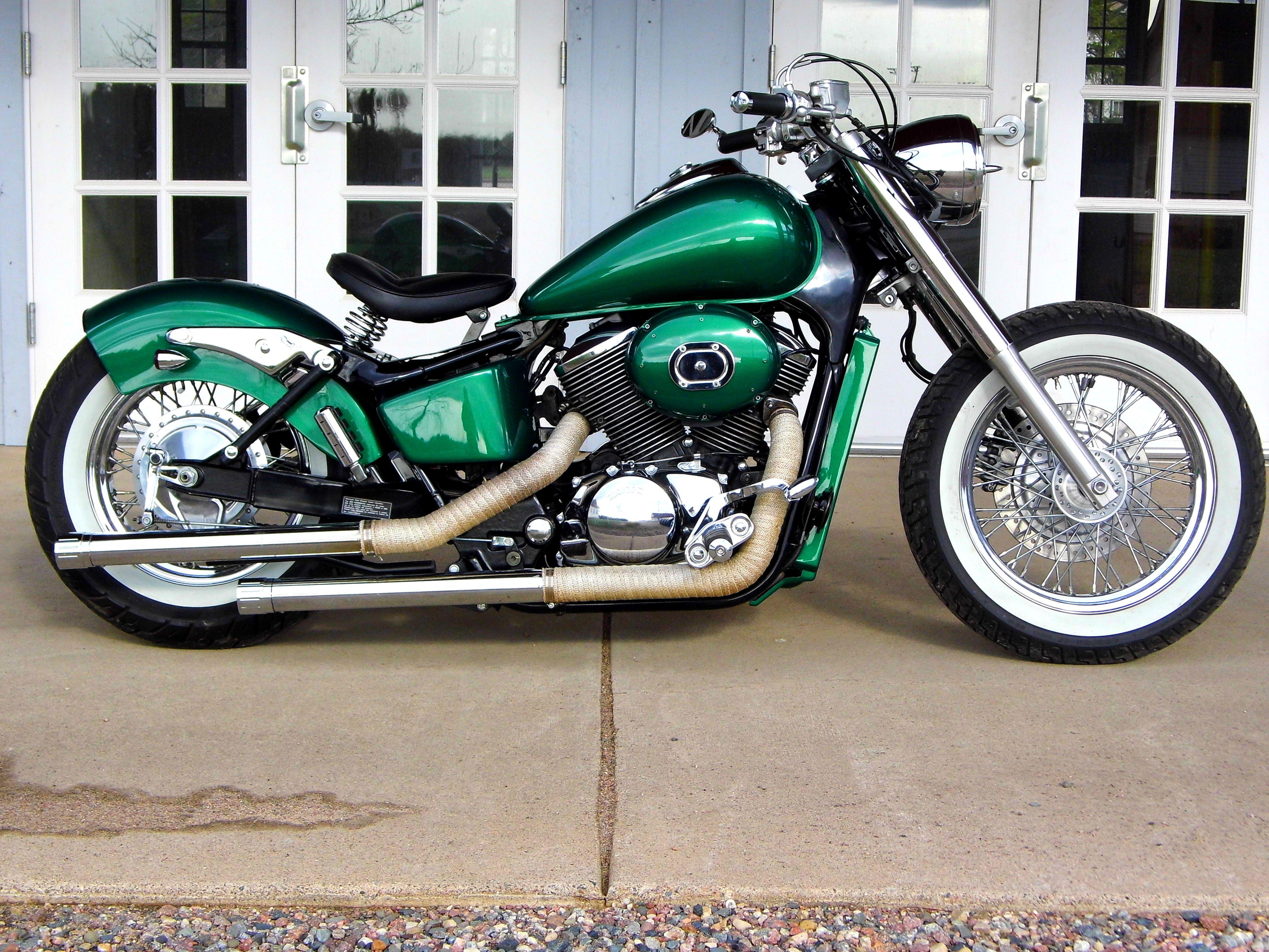 Idea For My Shadow Honda Shadow Ace Bobber My Bike Honda