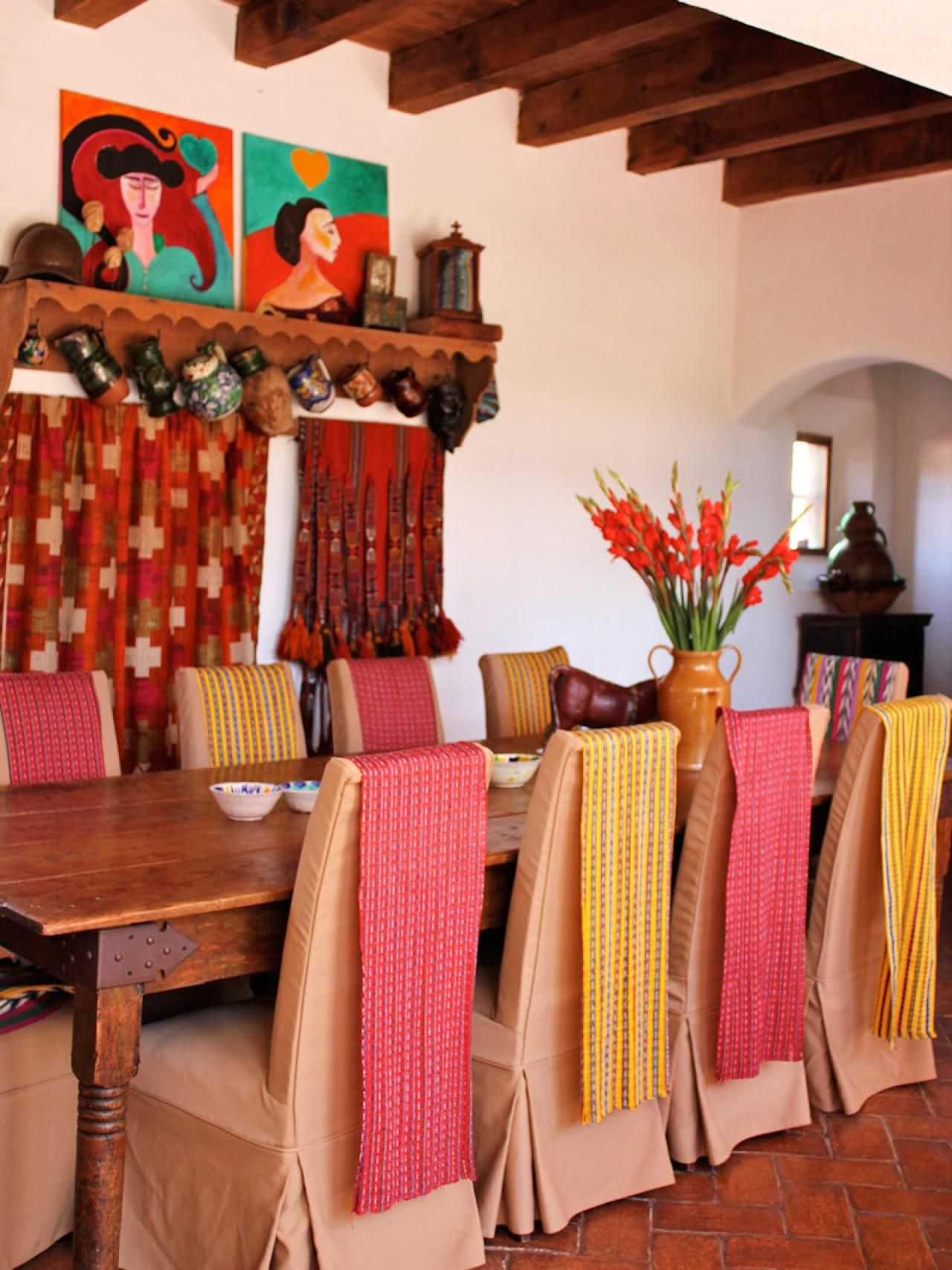 Spanish-Style Decorating Ideas