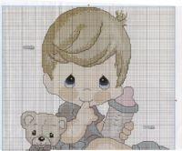 Gallery.ru / Фото #53 - Las Labores de Ana Baby 29 - anfisa1